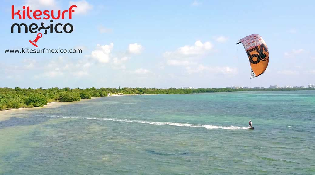 Cancun Kiteboarding trip
