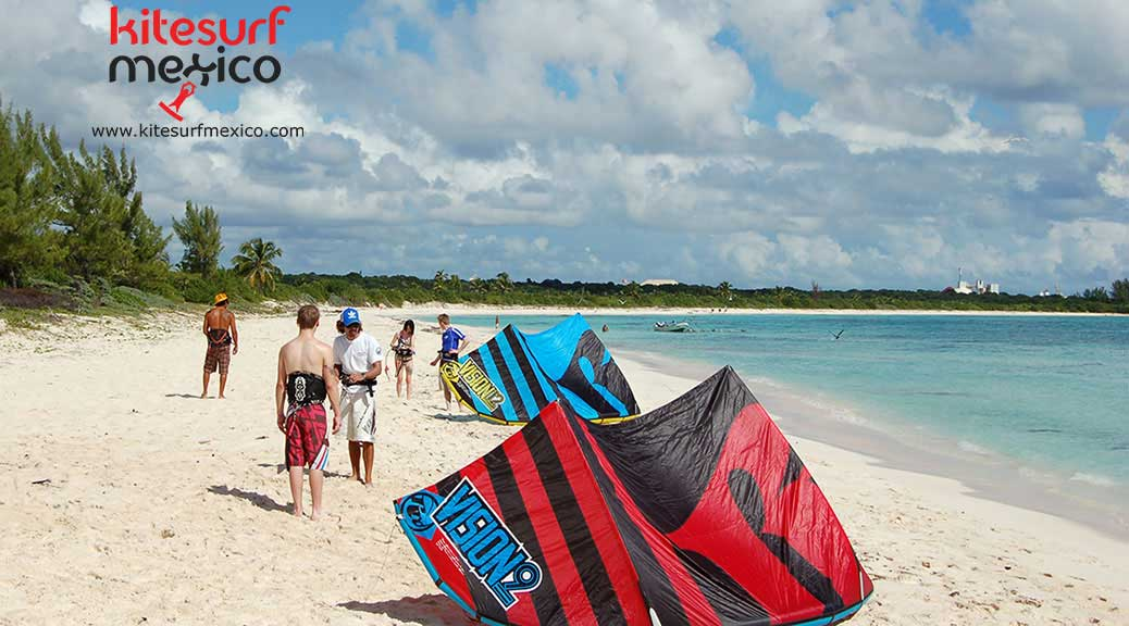 kiteboard-lessons-playa-del-carmen