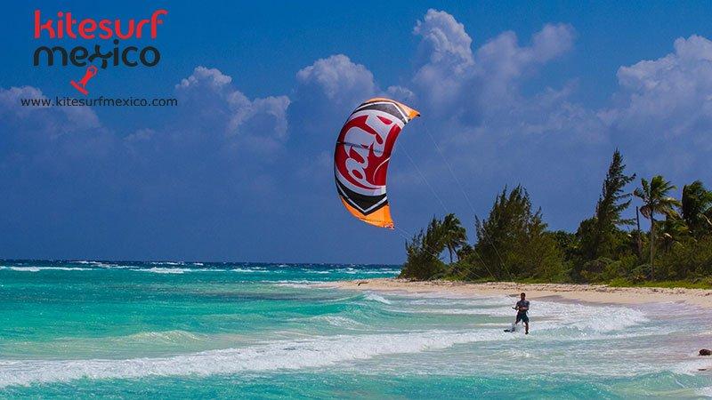 kiteboard-playa-del-carmen-Punta-Venado
