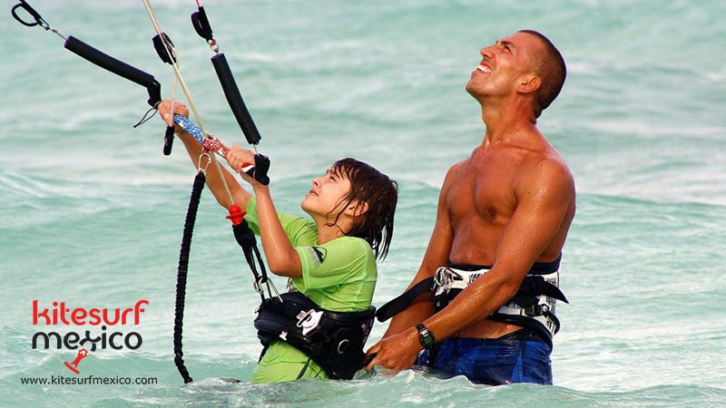 kiteboard-playa-del-carmen-couses-boy