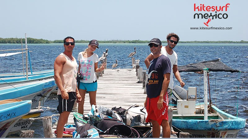 kiteboard-san-felipe-group