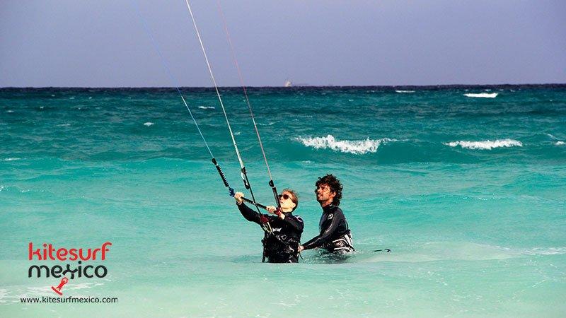 kiteboarding-playa-del-carmen-couses