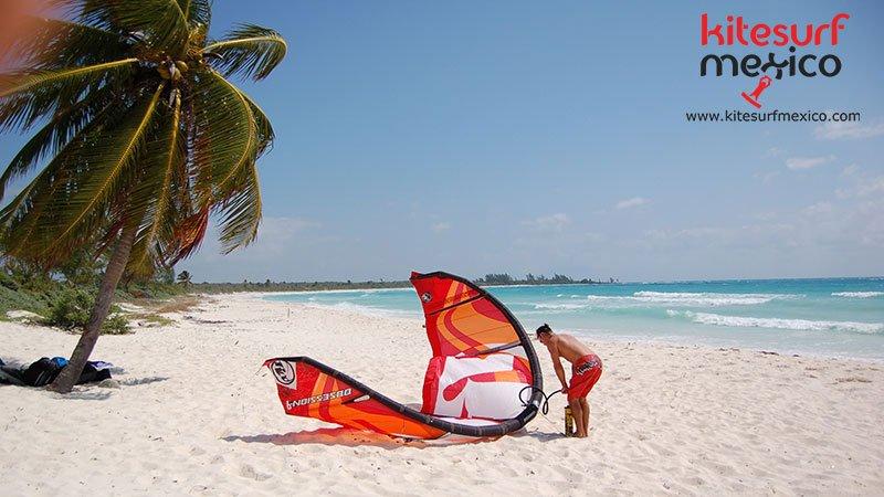 kiteboarding-playa-del-carmen-lessons