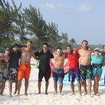 kitesurf-Punta-Venado-grupo-amigos