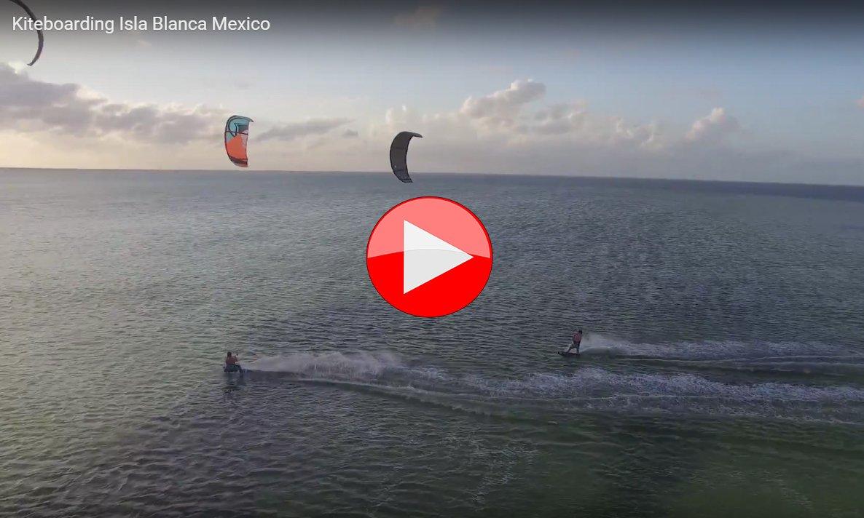kiteboarding isla blanca