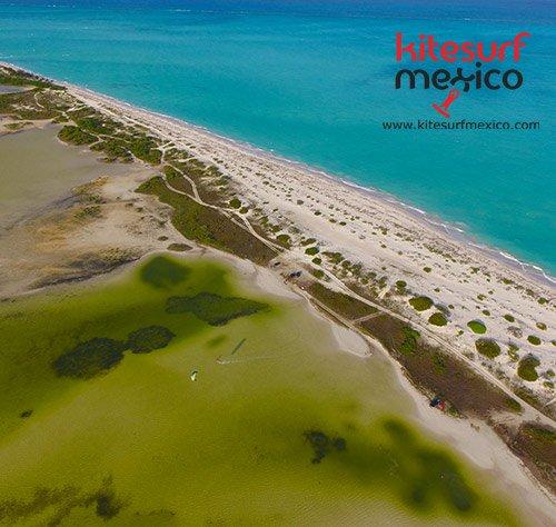 Aprender Kiteboarding Mexico - Mejores Spots