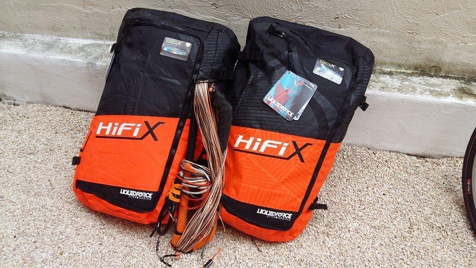 Kites usados Hi-Fi