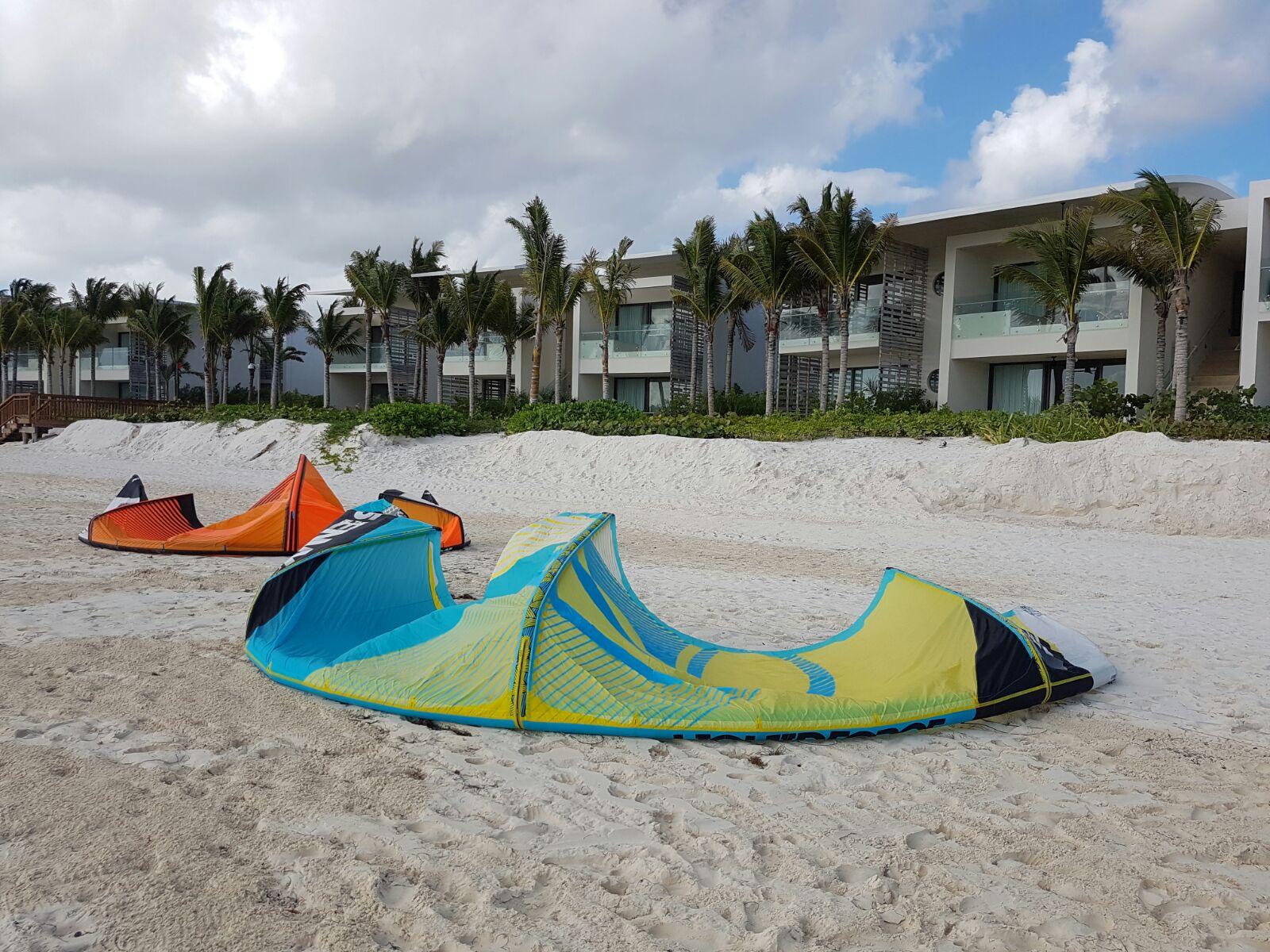 kite envy 15m usado