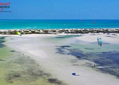 Isla-Blanca-kiteboarding-kite