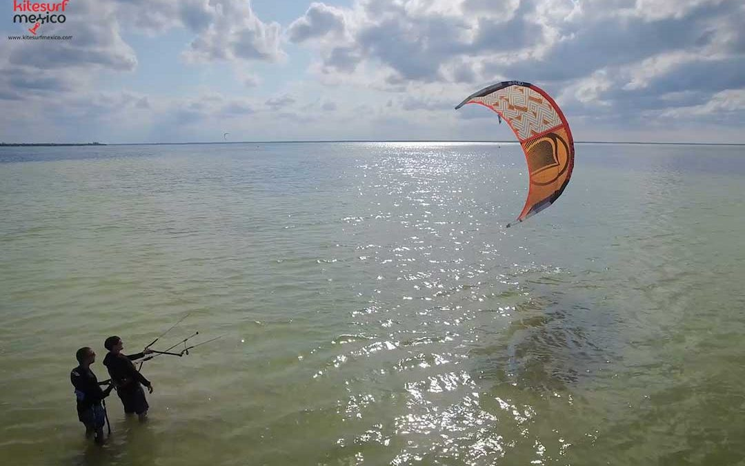 Where to learn kiteboarding in Mexico
