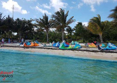 Kiteboarding-Cancun-nizuc