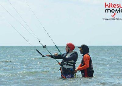 Kiteboarding-courses