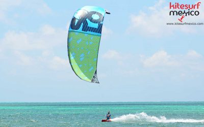 The Kiteboarding