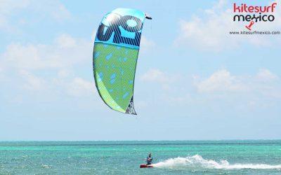 The Kiteboarding