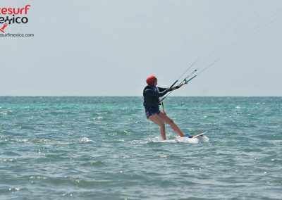 beginner kiteboarding