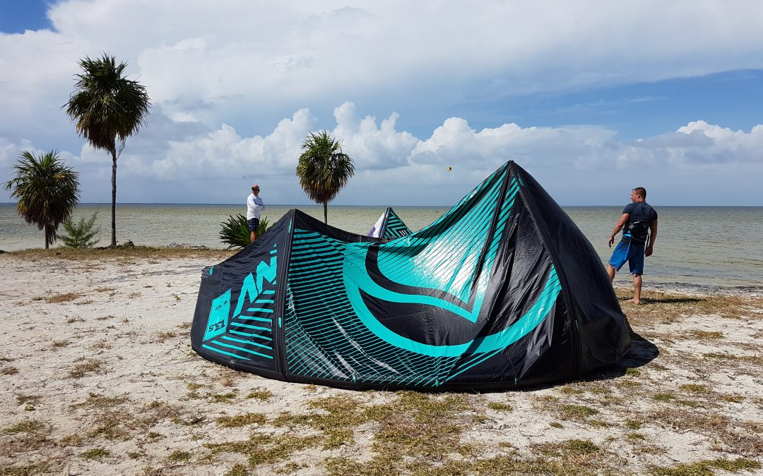 Vendo kite usado black