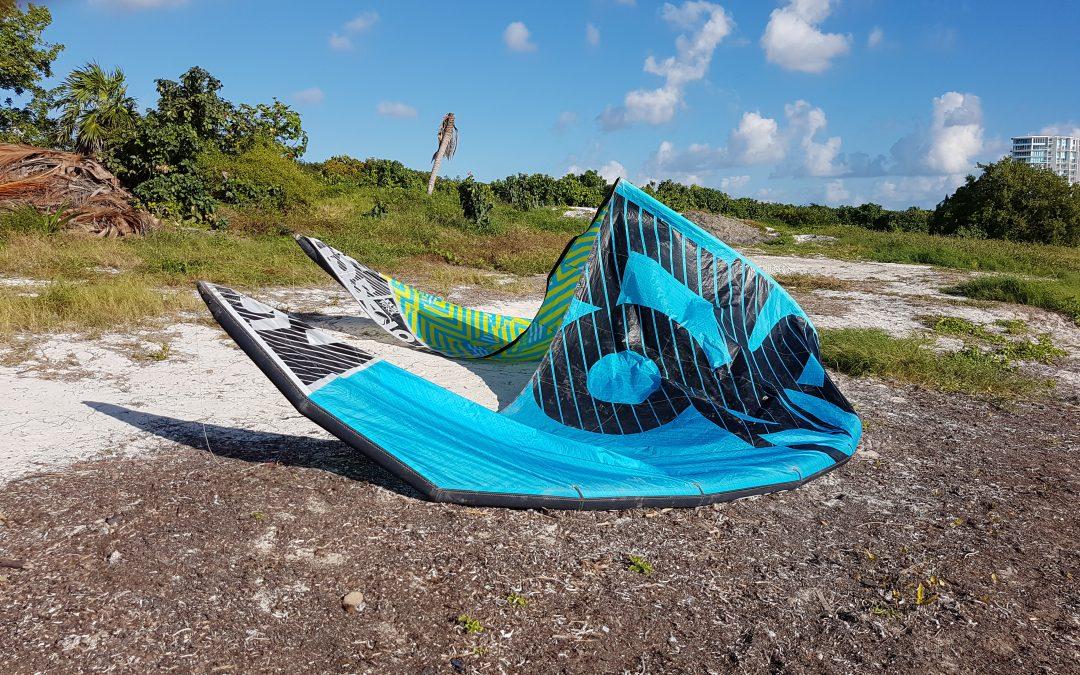 Vendo kite usado 12m Liquid Force