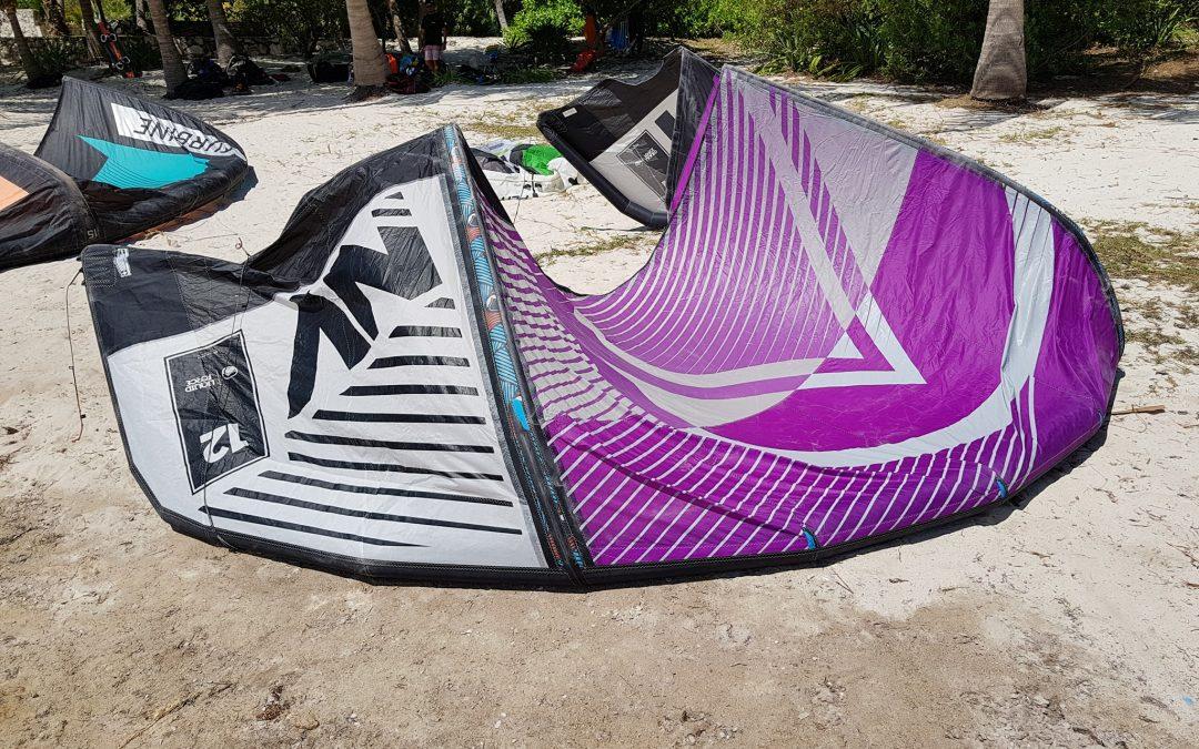 Vendo kite usado 12m