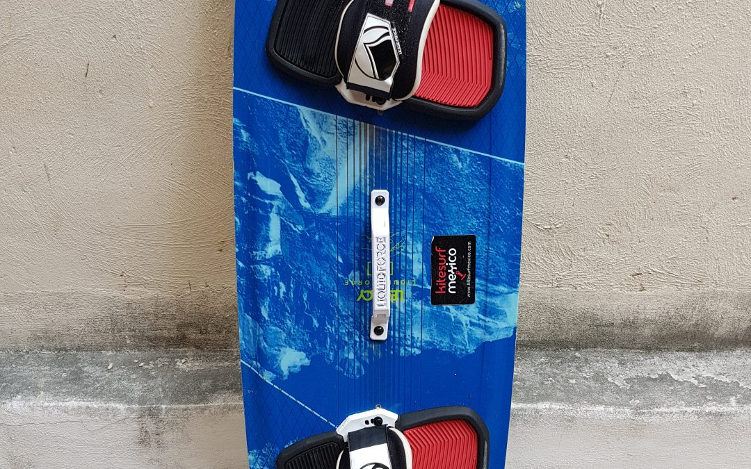 Tabla para kitesurf usada